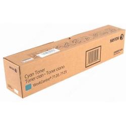 Тонер картридж Xerox WC7120/7125/7220/7225 Cyan