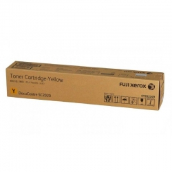 Тонер картридж Xerox DC SC2020 Yellow (3000 стр)