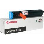 Тонер Canon C-EXV18 iR1018/1018J/1022/1024i/1024iF Black