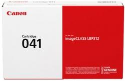 Картридж Canon 041 LBP312 Black (10000 стр)