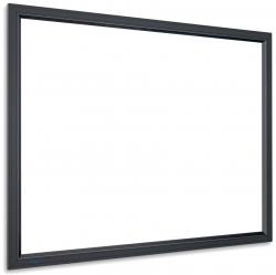 Екран натяжний на рамі Projecta HomeScreen Deluxe 185х316см, MW
