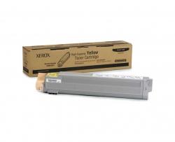 Тонер картридж Xerox PH7400 Yellow (18000 стр)