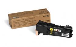 Тонер картридж Xerox PH6500/WC6505 Yellow (2500 стр)