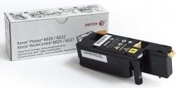 Картридж Xerox PH6020/6022/WC6025/6027 Yellow (1000 стр)