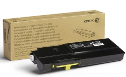 Тонер картридж Xerox VL C400/405 Yellow (8000 стр)