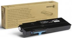 Тонер картридж Xerox VL C400/405 Cyan (8000 стр)