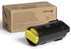 Тонер картридж Xerox VL C500/C505 Yellow (5200 стр)