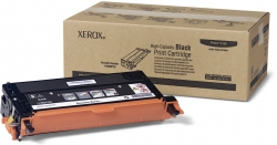 Тонер картридж Xerox PH6180 Black (8000 стр)
