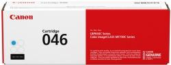 Картридж Canon 046 LBP650/MF730 series Cyan (2300 стр)