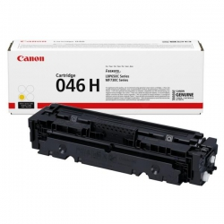 Картридж Canon 046H LBP650/MF730 series Yellow (5000 стр)