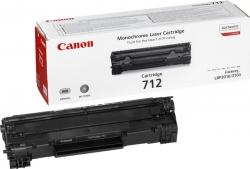 Картридж Canon 712 LBP3010/3100 Black (1500 стр)
