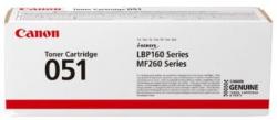 Тонер-картридж Canon 051 LBP162dw/MF269dw/267dw/264dw Black (1700 стр)