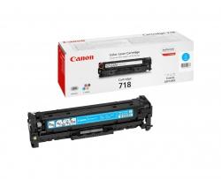 Картридж Canon 718 LBP7200/7210/7660/7680/8330/8340/8350/8360/8380/8540/8550/8580 Yellow (2900 стр)