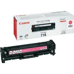 Картридж Canon 718 LBP7200/7210/7660/7680/8330/8340/8350/8360/8380/8540/8550/8580 Magenta (2900 стр