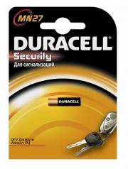 Батарейка Duracell MN27 BLN