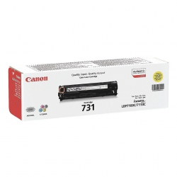 Картридж Canon 731 LBP7100/7110/8230/8280 Yellow (1500 стр)