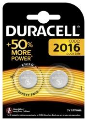 Батарейка Duracell DL2016 DSN 2 шт.