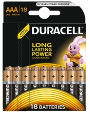 Батарейка Duracell LR03 MN2400 1x18 шт.