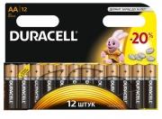 Батарейка Duracell LR06 MN1500 1х12 шт.