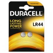 Батарейка Duracell LR44/А76/V13GA/A76 2 шт.