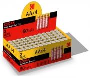 Батарейка Kodak EXTRA HEAVY DUTY R 6 коробка 1x4