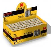 Батарейка Kodak LR03 1x4 шт.