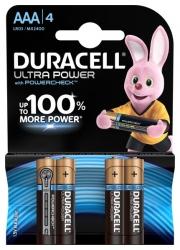 Батарейка Duracell LR03 KPD 04*10 Ultra уп. 1x4 шт.