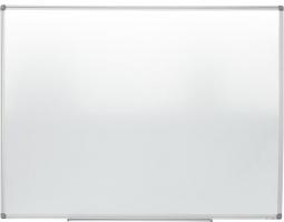 Дошка магнітна для письма маркером JOBMAX, 90х120см, алюмінієва рамка Buromax
