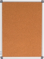 Дошка коркова, 45x60см, алюмінієва рамка Buromax