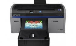 Принтер Epson SureColor SC-F2100 5C (друк на тканині)