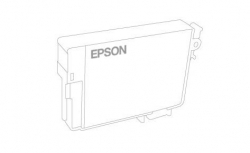 Чернила Epson для SC-F6300 UltraChrome DS HD Black (1,1Lx6packs)
