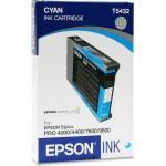 Картридж Epson StPro 4000/7600/9600 cyan
