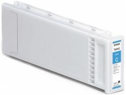 Картридж Epson SC-Т3000/5000/7000 Cyan, 700мл