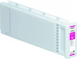 Картридж Epson SC-Т3000/5000/7000 Magenta, 700мл