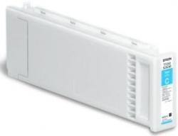 Картридж Epson SC-F2000 Cyan 600ml