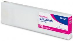 Картридж Epson SJIC26P принтера ColorWorks C7500 Magenta