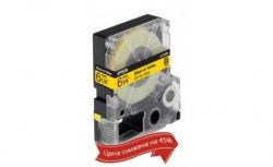 Картридж с лентой Epson LK2YBP принтеров LW-300/400/400VP/700 Pastel Blk/Yell 6mm/9m