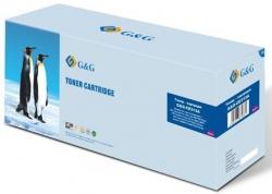 Картридж HP 126A CLJ CP1025/M175/M275 Magenta (1000 стр)