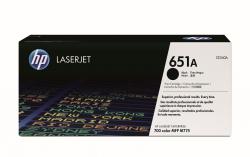 Картридж HP 651A CLJ M775 Black (13500 стр)