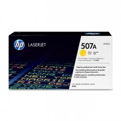 Картридж HP 507A CLJ M551/M570/M575 Yellow (6000 стр)