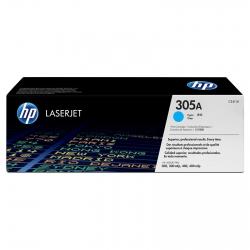 Картридж HP 305A CLJ M351/M375/M475/M451 Cyan (2600 стр)