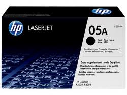 Картридж HP 05A LJ P2035/P2055 Black (2300 стр)