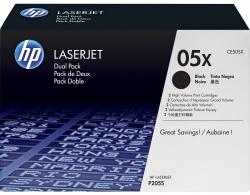 Картридж HP 05X LJ P2055 Black (6500 стр)
