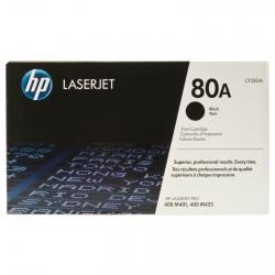 Картридж HP 80A LJ M425/M401 Black (2700 стр)
