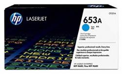 Картридж HP 653A CLJ Enterprise M680 Cyan (16500 стр)