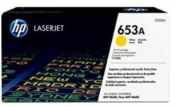 Картридж HP 653A CLJ Enterprise M680 Yellow (16500 стр)