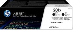 Картридж HP 201X CLJ M252/M277 Black (2*2800 стр) Двойная упаковка