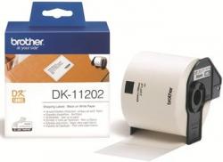 Картридж Brother для специализированного принтера QL-1060N/QL-570QL-800 (трн.наклейки 62mm x 100mm)