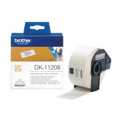 Картридж Brother для специализированного принтера QL-1060N/QL-570/QL-800 (Большие адресные наклейки)