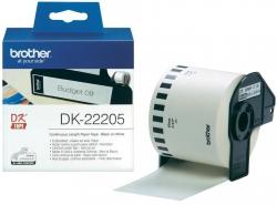 Картридж Brother для специализированного принтера QL-1060N/QL-570QL-800 (62mm x 30.48M)